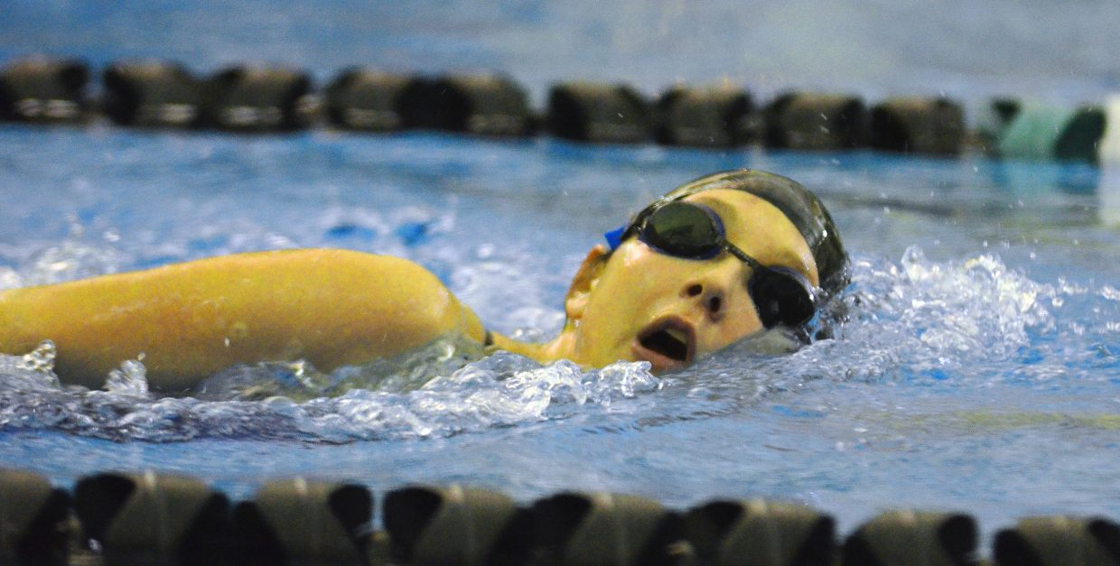 Moffat County Swimmers Hit New Heights In Final Lap Of Season