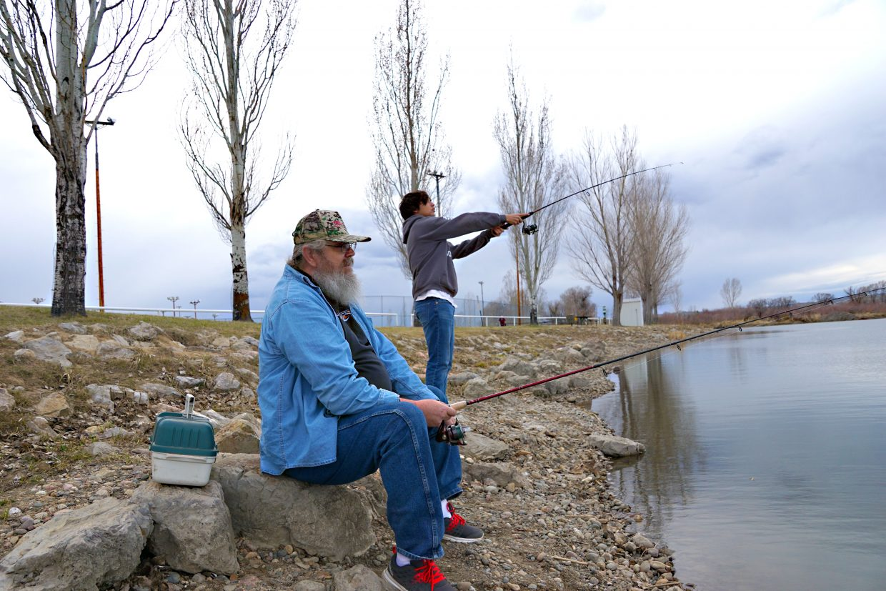 For a reel good time in northwest colorado hook a 2017 for Colorado fishing license fees