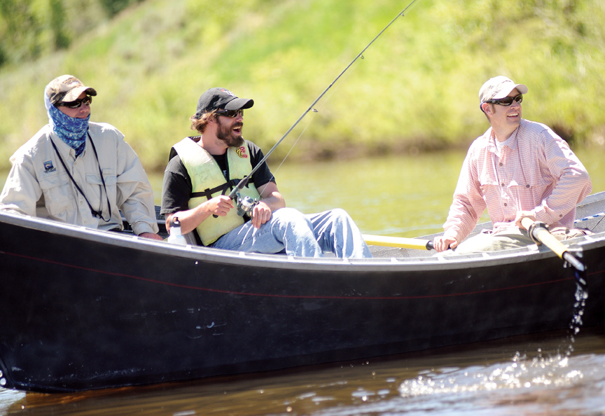 Drop a line after dropping your game for Colorado fishing license cost