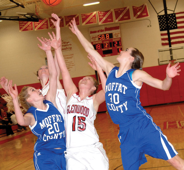 Mchs Girls Win Over Glenwood Gives Team Chance At Wsl