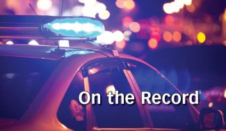 Police make multiple arrests on Whittle the Wood weekend: On the Record — June 14 to 16