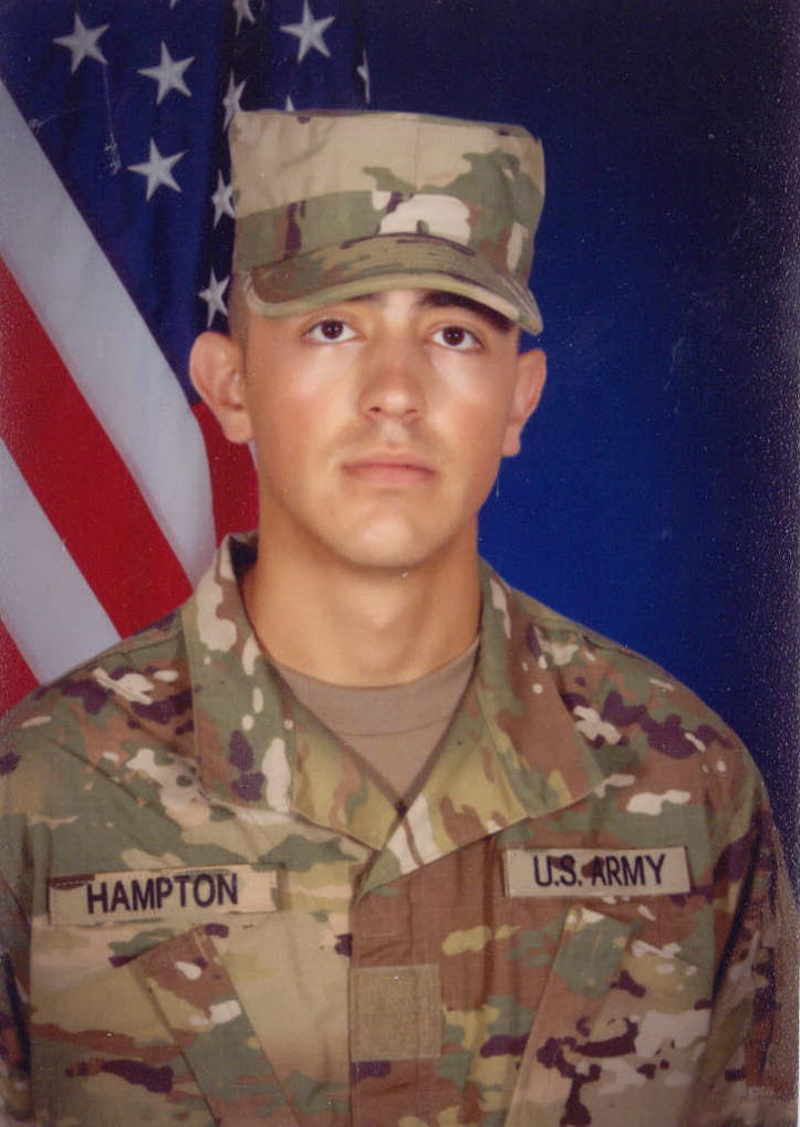 Hamptons Real Estate Showcase: Moffat County Locals: Tanner Hampton Home For The Holidays After Army Training