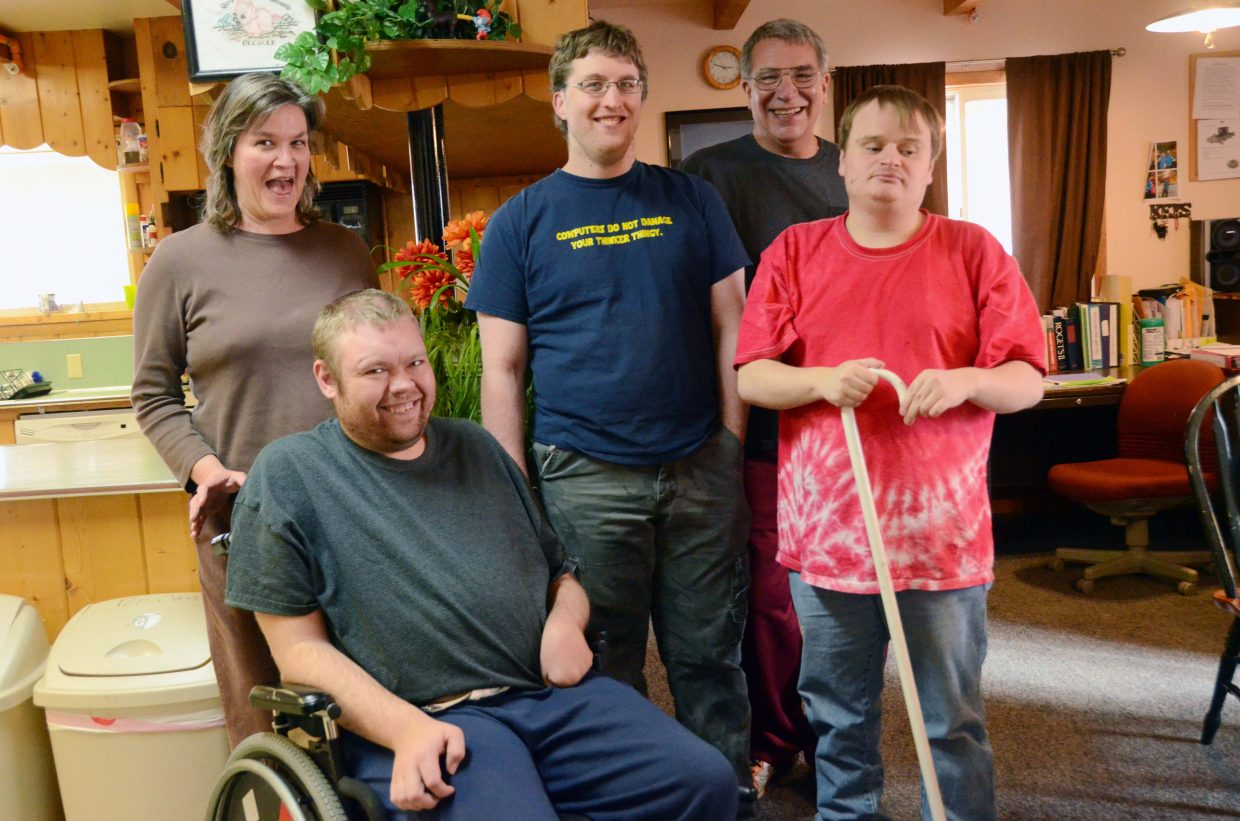 developmentally disabled adults group homes