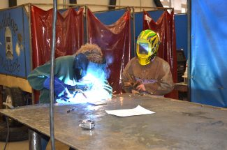 CNCC offering welding classes for Craig students