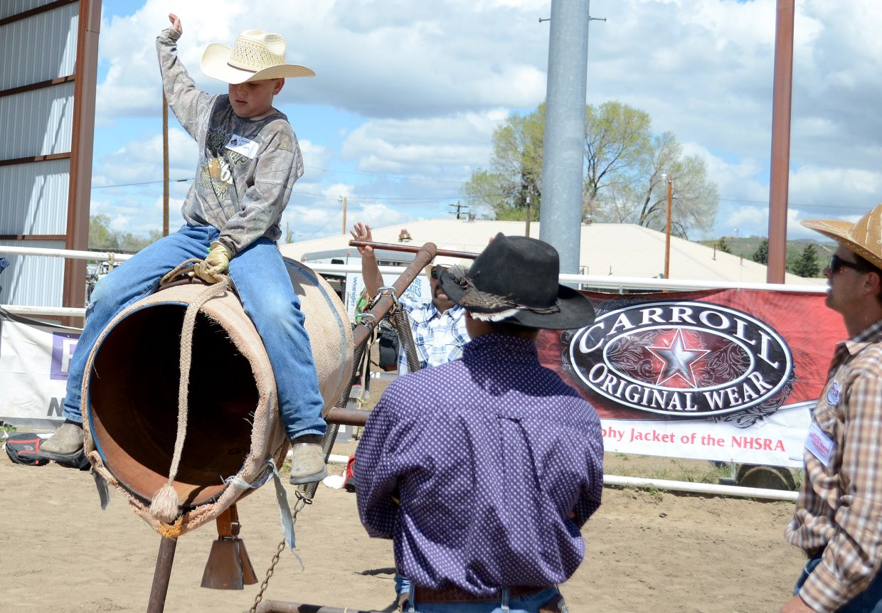 Rodeo Camp Gives Moffat County Youth A Taste Of The Arena