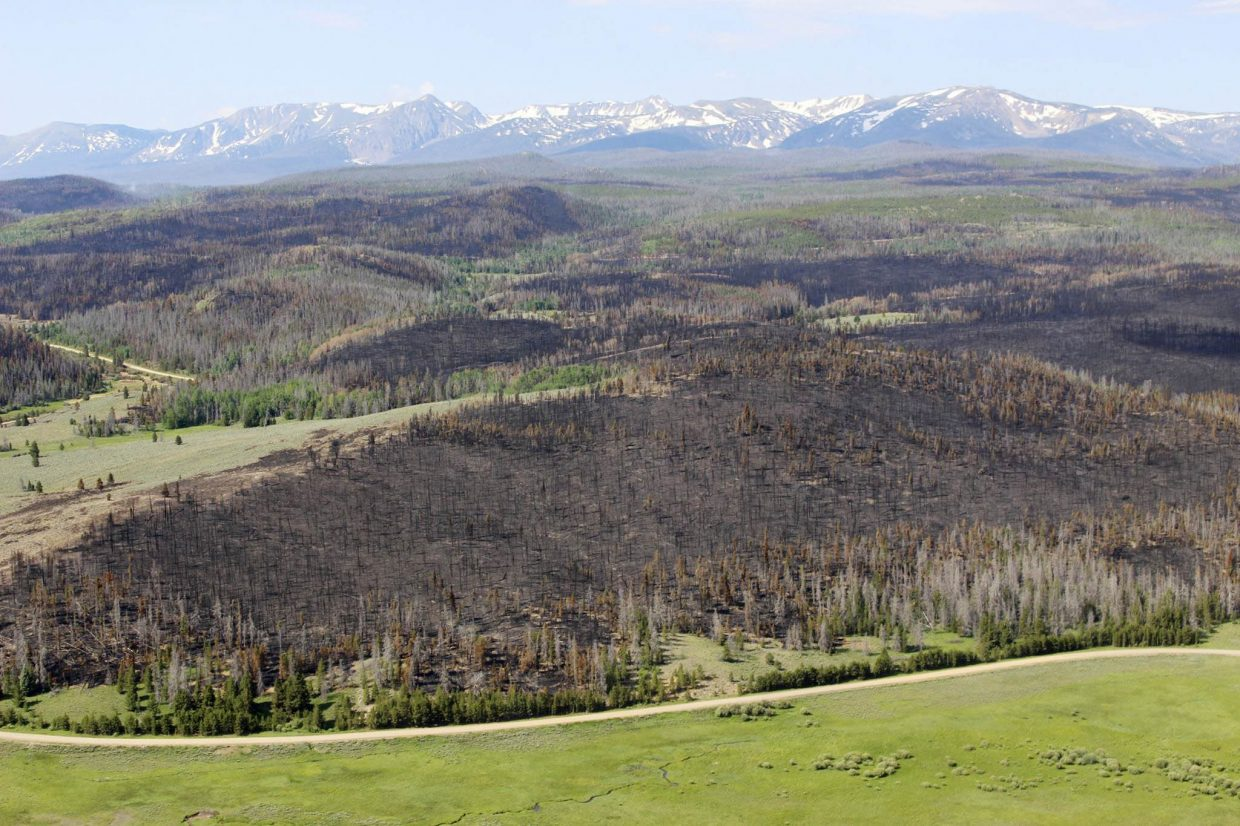 Beaver Creek Fire