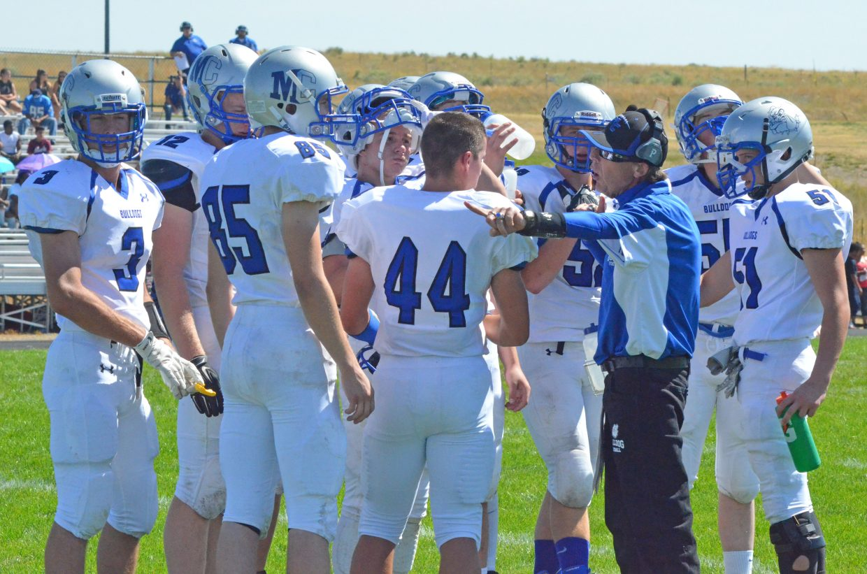 Raucous road game leads to 30-14 win for Moffat County football ...