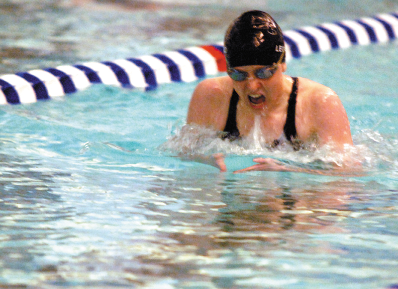Bulldogs post six state-qualifying times in Montrose ...