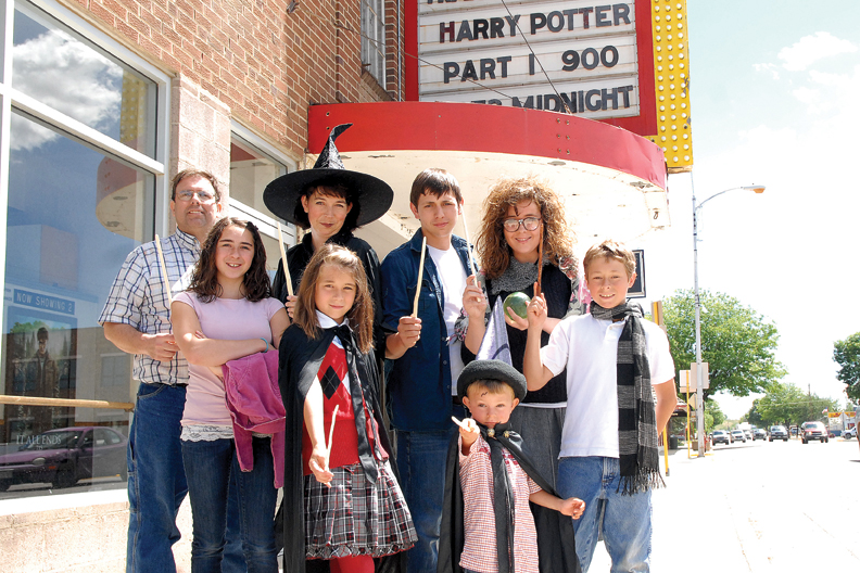craig man turns out early for harry potter movie tickets