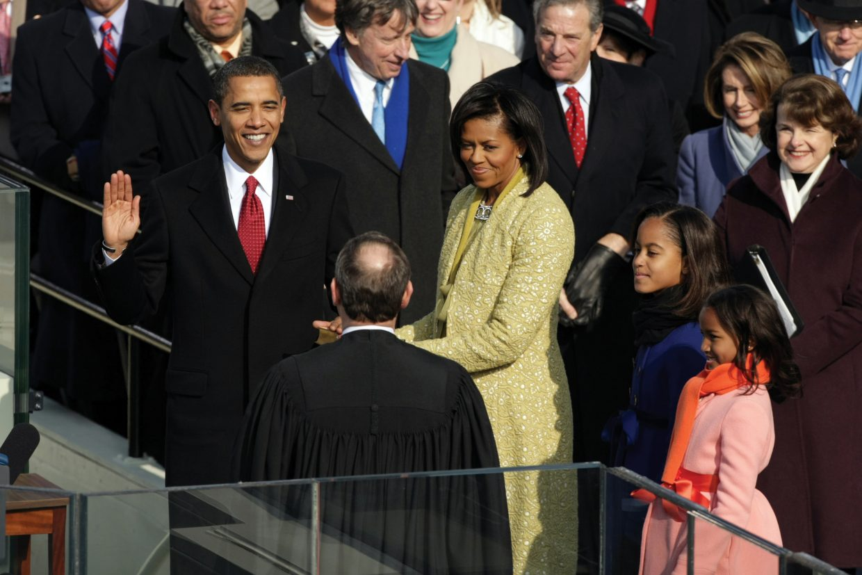 barack obamas inaugural address I, barack hussein obama, do solemnly swear that i will execute the office of the president of the united states faithfully1, and will to the best of my ability, preserve, protect, and defend the constitution also in this database: second presidential inaugural address.