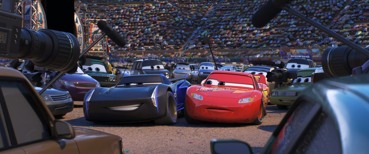 Walt Disney Pictures/Courtesy Photo. Lightning McQueen (voice ... & The Bocku0027s Office: Pixar back on track with u0027Cars 3 ... azcodes.com