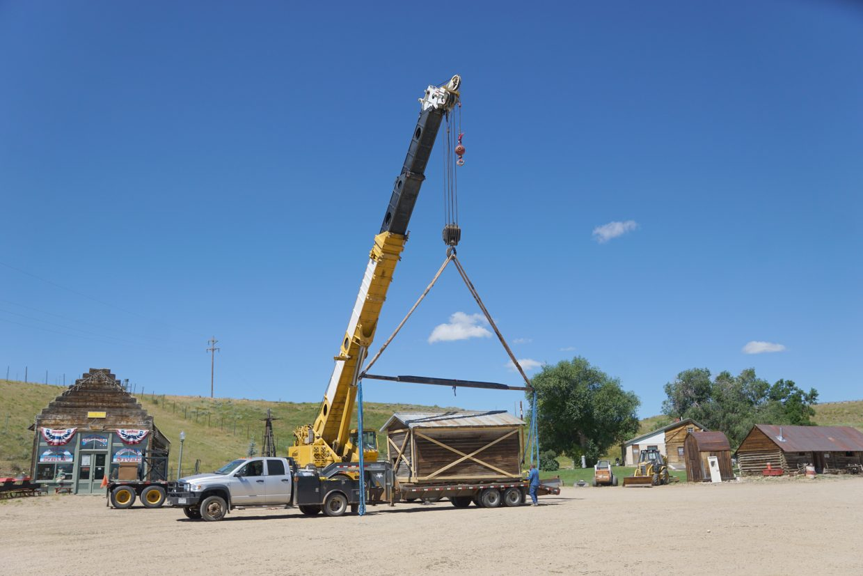 Old school house rocks and rolls through Moffat County Friday ...