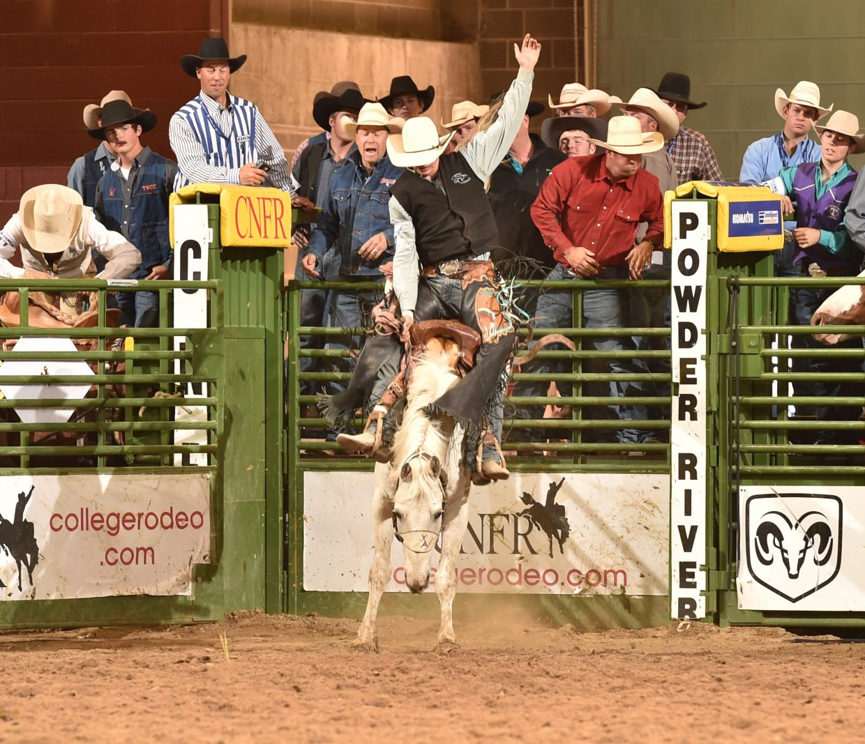 Northwest Colorado Rodeo Rides High At Nationals