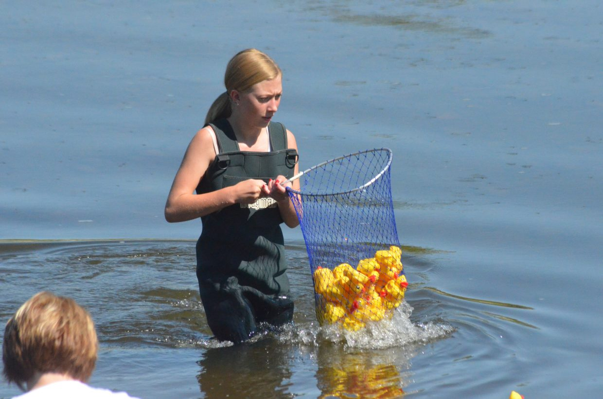 Tickets available for Rubber Ducky Race Aug. 4 | CraigDailyPress.com