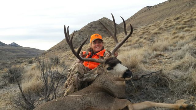 Shelley Massey, Cottonwood Creek, Rio Blanco County