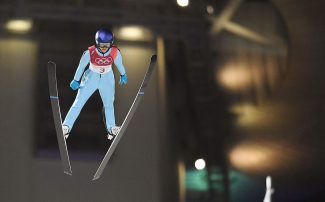 Era ends with smiles for U.S. women's ski jumpers