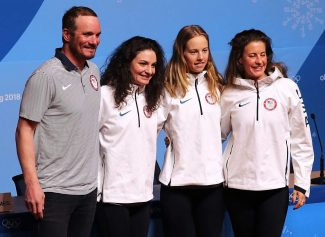 Cut from U.S. team five years ago, McJames perseveres to make 3rd Olympics