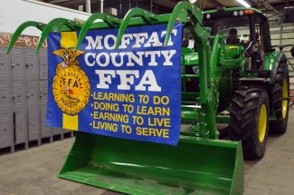 Moffat County FFA dinner, auction May 17
