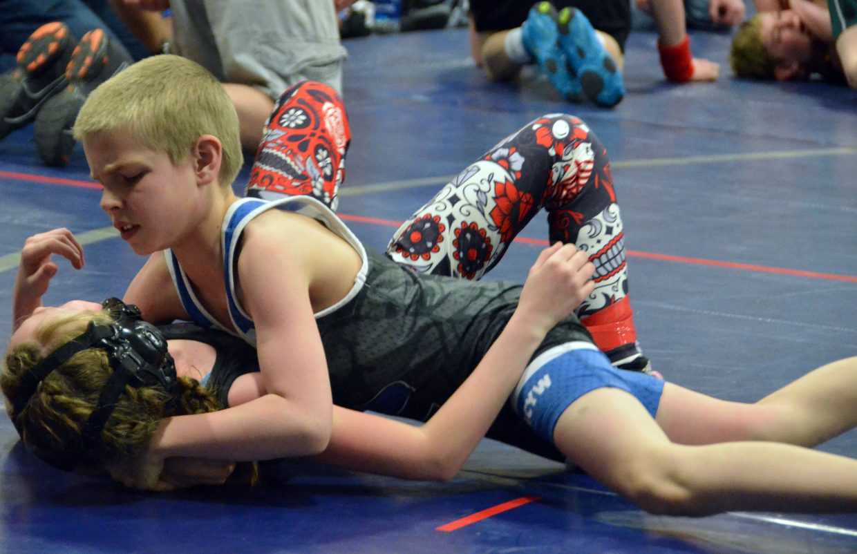 Haven Carr dominates in Saturday's Levi Weber Memorial Tournament.