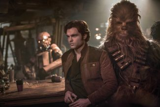 The Bock's Office: 'Solo' shoots first, shoots big
