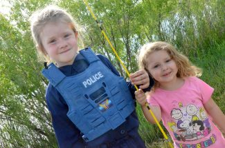 Get hooked by fun at free fishing event hosted by Moffat County cops, vets