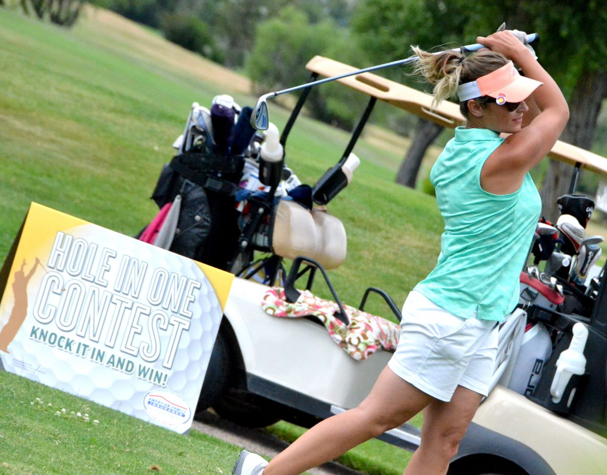 Silver Bullet ladies golf tourney shoots July 13, 14