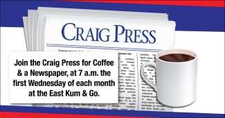 July's Coffee & a Newspaper meeting to host director of Moffat County Department of Human Services