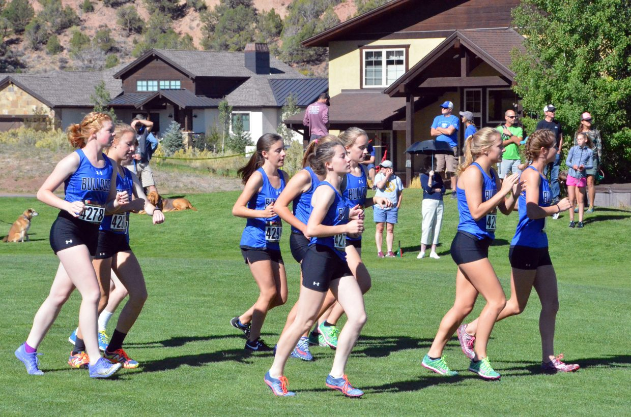 Moffat County Craig Middle School Runners Take Ups Downs At Eagle
