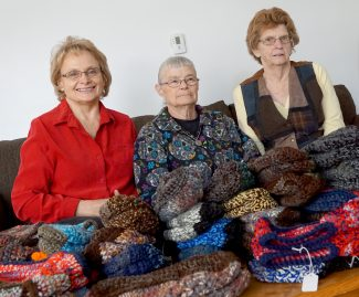 Moffat County Locals: Craig women a tight-knit bunch, crocheting for companionship, good causes