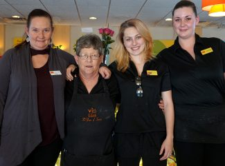 Moffat County Locals: Village Inn waitress Eileen Kunkle hangs up apron, retires after 40 years of serving community