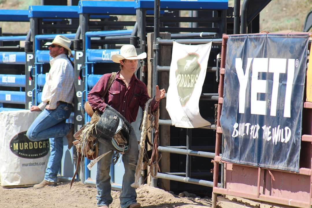Young Hayden Cowboy Rides To Titles At Junior National