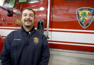 Moffat County 20 Under 40: Matt Hammer — Coming to the rescue