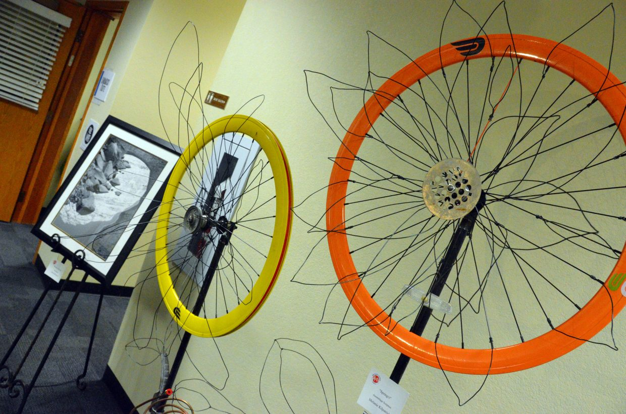 Items of all forms are on display at Northwest Colorado Arts Council's Visionary Night.