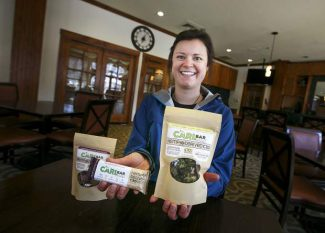 Western Slope woman creates post-workout nutrition bar high in CBD, turmeric