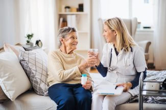 Living Well: Transitioning from hospital to home