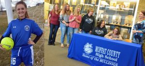 Utility player: Moffat County's Trinitie Beckner signs for college soccer