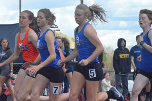 Moffat County girls track claims group win at Clint Wells Invite as teams move toward league event