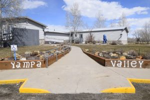New Yampa Valley Bar and Grill at golf course getting ready for patrons
