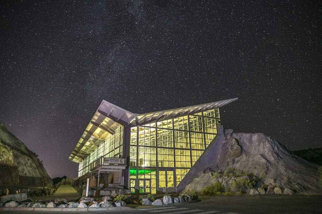 Telescopes ready: Dinosaur National Monument named Dark Sky Park with summer nighttime activities