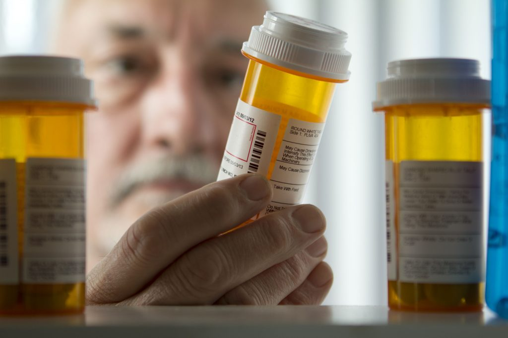Living Well: National Prescription Drug Take Back Day April 27
