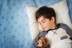 Living Well: For children, quality of sleep is as important as quantity