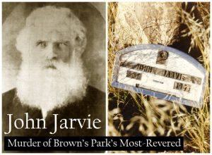 From the Museum Archives: The shocking murder of John Jarvie, Browns Park's most revered man