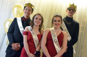 Starry night: Moffat County prom shines