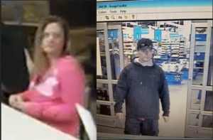 Police seeking suspects who spent thousands with stolen credit cards at Craig, Steamboat Walmarts