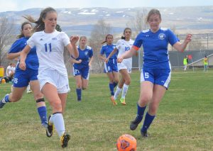 Moffat County soccer works through changes with Roaring Fork