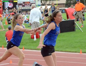 Moffat County girls track wins Coal Ridge Invite; Bulldogs reaching new bests
