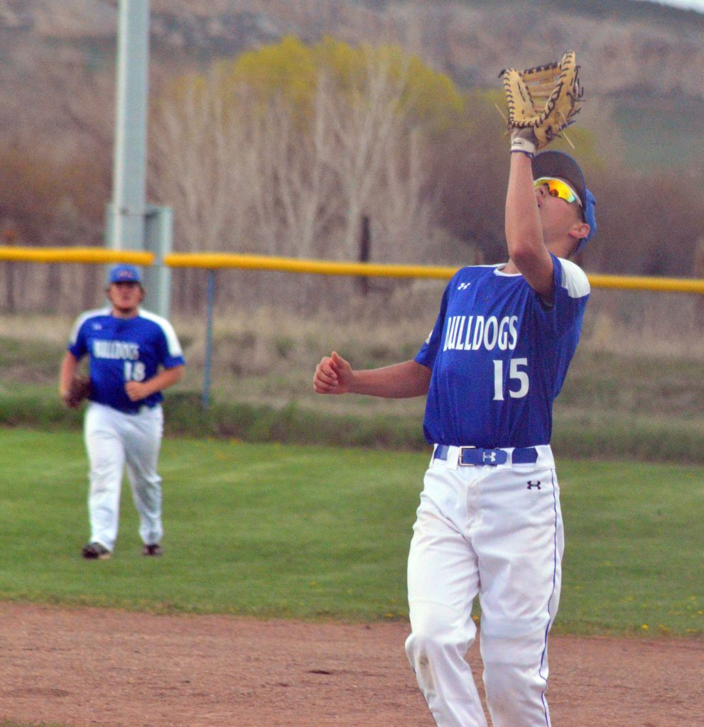 Hunters Ridge Scorecard: Eight Isn't Enough: Moffat County Baseball Sweeps Coal