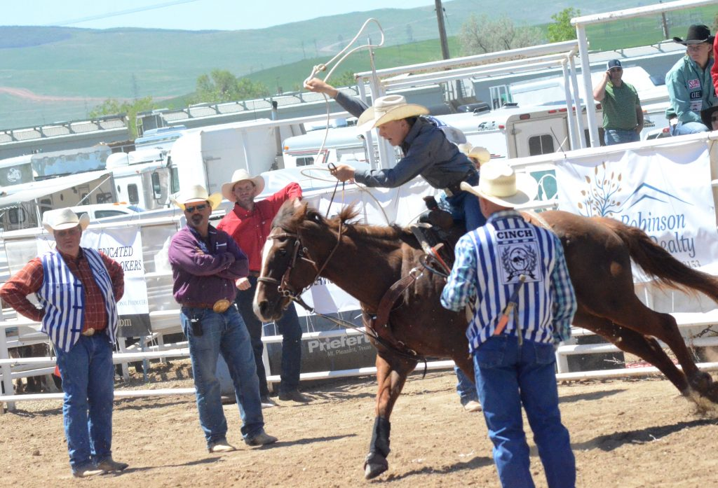 Moffat County rodeo at home for state finals: Bulldog Sports — Week of May 22, 2019
