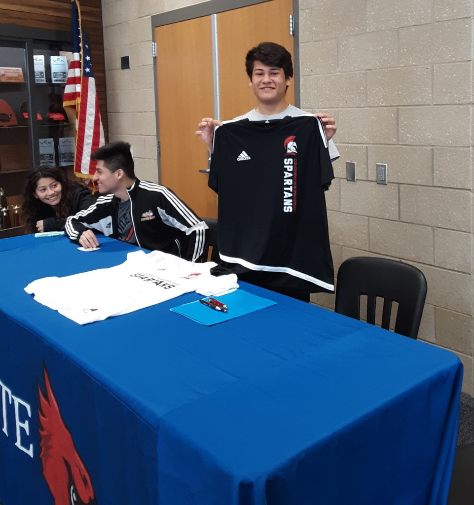 CNCC Soccer Signs Players From Front Range, Nebraska For