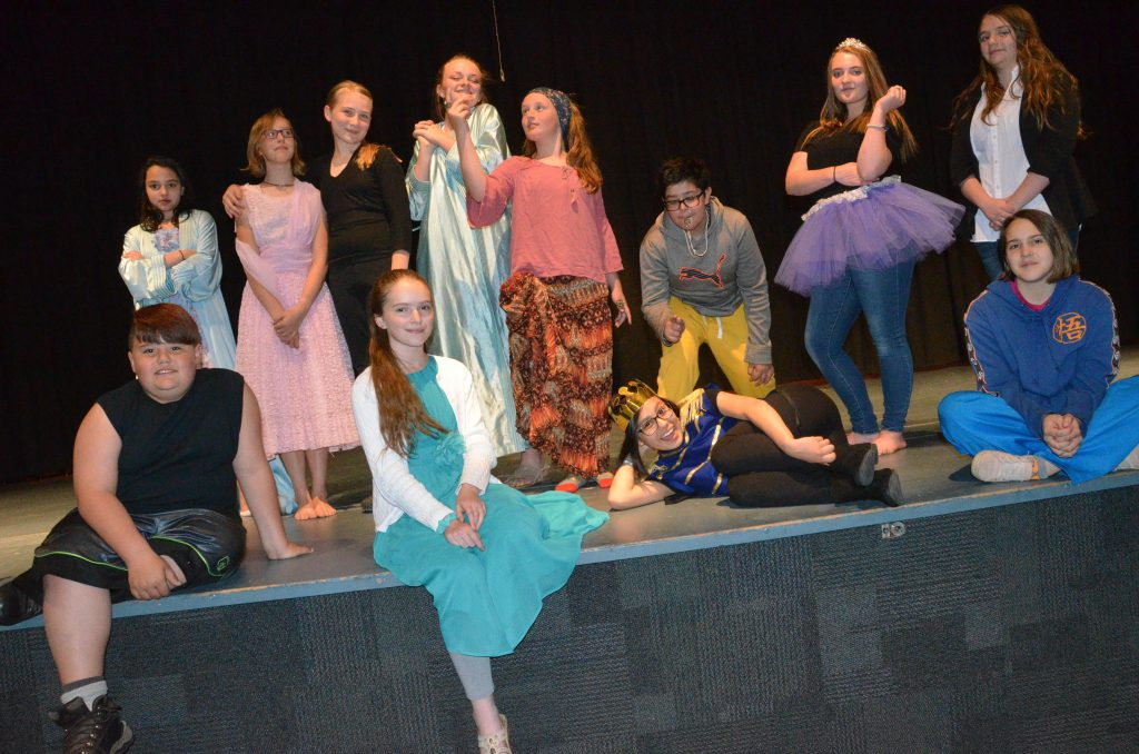 Craig Middle School Drama Club presents spring play 'Typecast'